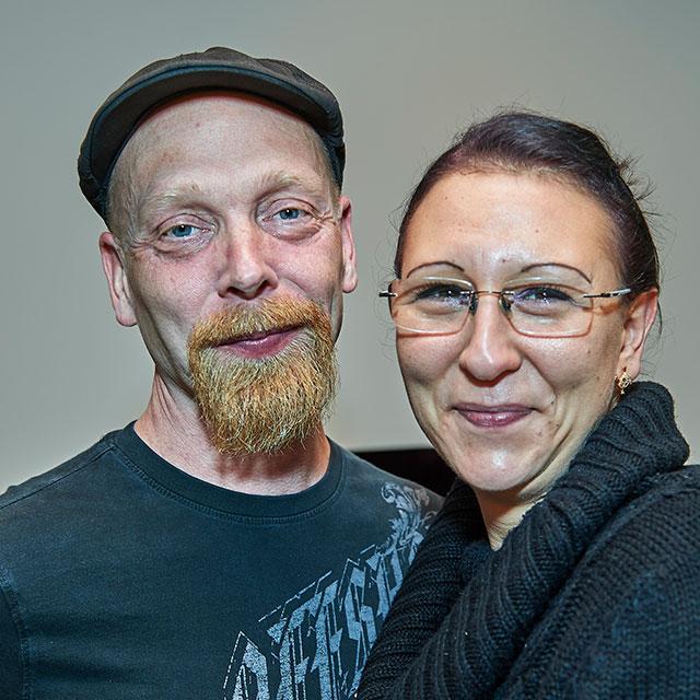 Peter & Vicky